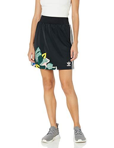 adidas Originals Skirt Vestido, Negro, S para Mujer