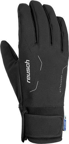 Reusch Diver X R-TEX XT Handschuh, Black/Silver, 10.5