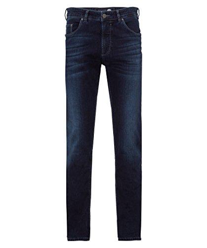 Atelier GARDEUR Herren Bill Slim Jeans, Blau (Dark Blue 169), 38/30