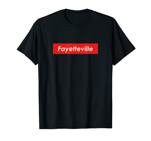FayettevilleNorth Carolina T-Shirt