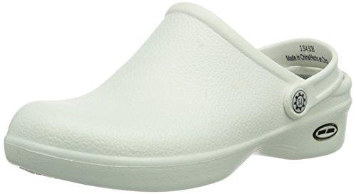 Safety Jogger BESTLIGHT BESTLIGHT Unisex-Erwachsene Clogs & Pantoletten, Weiß (White WHT), EU 40