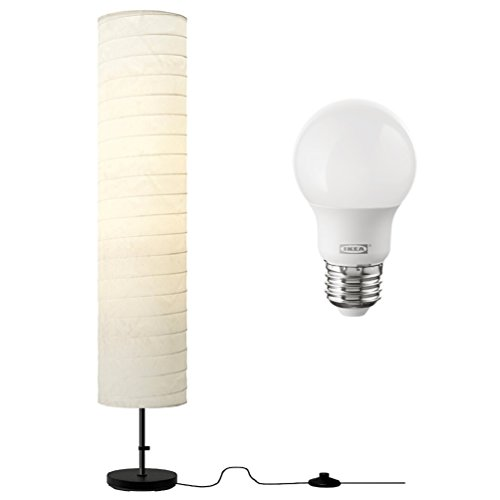 Ikea Holmo 46 Inch Floor Lamp with …