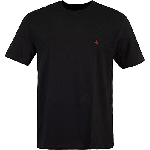 Volcom Stone Blanks - Maglietta da uomo nero M