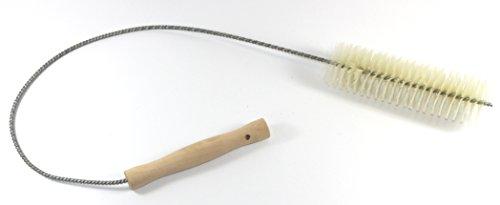 Termosifone spazzola pelo di capra–K & B Vertrieb termosifone spazzola 92cm catturapolvere 669B