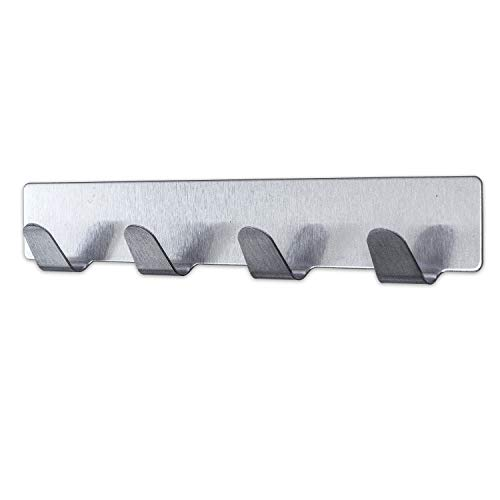 Small Stainless Steel Hanger Self Adhesive Hooks
