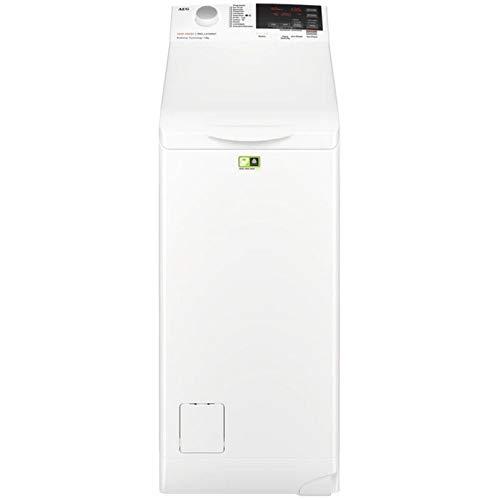 AEG L6ECOTL Lavadora de carga superior independiente, 6 kg, función de relleno, eficiencia energética: A+++