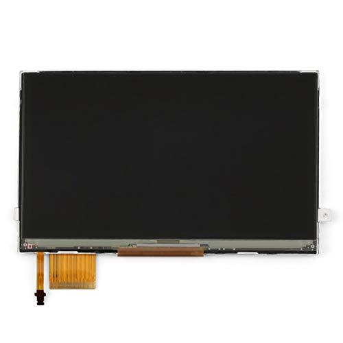 DDyna Pantalla LCD, Repuesto Original, Pantalla LCD capacitiva Negra, reparaci¨®n de Piezas de Repuesto para PSP 3000 (Negro)