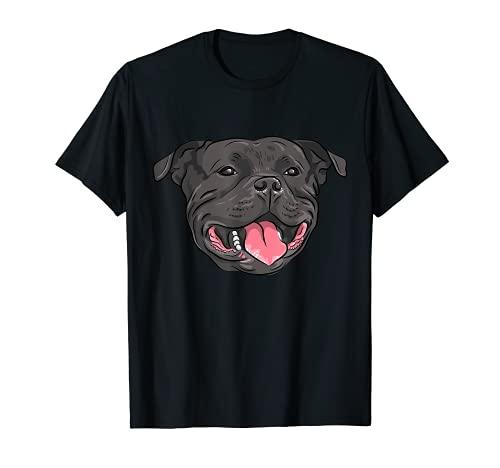 Staffordshire Bull Terrier Perfecto Staffie Camiseta