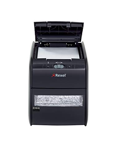 Le destructeur de documents Rexel Auto 60X