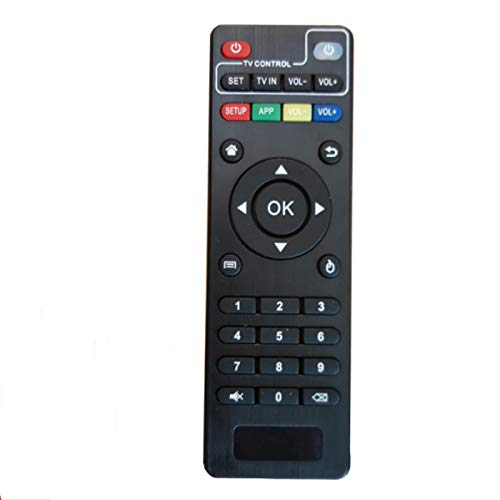 Mando a distancia inalámbrico de repuesto para H96 pro/V88/MXQ/Z28/T95X/T95Z Plus/TX3 X96 Mini Android TV Box para Android Smart TV Box