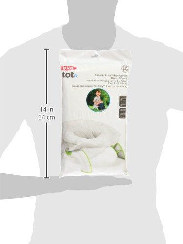 Oxo TOT6378700 - Set 30 bolsas recambio reductor
