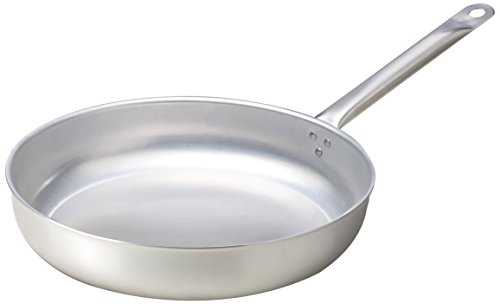 Accademia Mugnano Professione Cuoco Padella Svasata, Alluminio, Grigio, 12 unità
