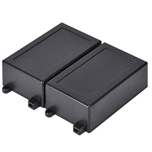 Caja de instrumentos anti negra para placa de circuito para módulo de relé