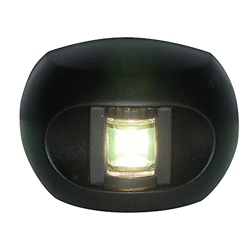 Aqua Signal 34502-7 Lampe LED pour tableau arrière arrière Noir