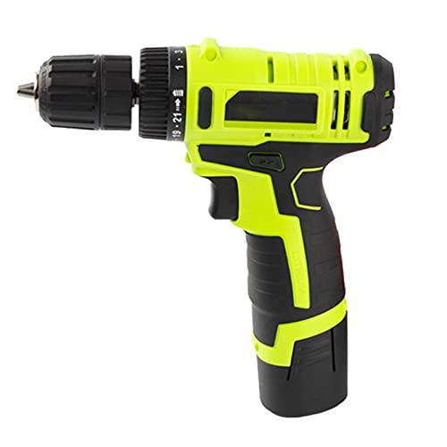 Mini Metaltaladro Atornillador, Atornillador Drill, Bateria Electrico Impacto, Mini Modo De Carga Taladro Electrico Impacto,Naranja