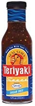 Seal Sama, Sugar Free Teriyaki Sauce, 12 Oz