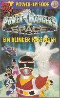 Power Rangers In Space: Episode 1: Ein Blinder Passagier