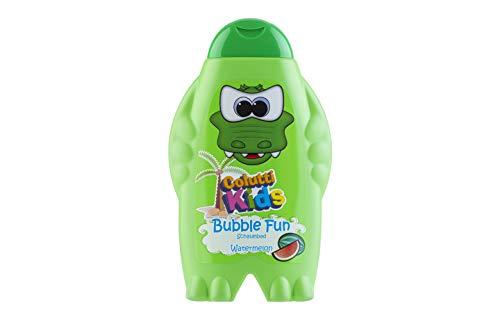 Colutti Kids Bubble Fun 500ml - Badeschaum/Schaumbad - für viel Badespaß - Wassermelone - pH hautneutrale Pflege für Kinderhaut - Super Dufterlebnis für Kinder