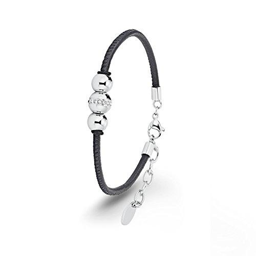 s.Oliver Armband für Damen mit Swarovski® Kristallen