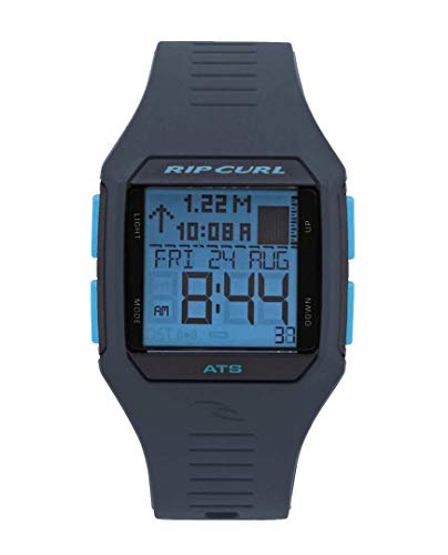 RIP CURL Rifles Mid Tide Surf Watch Blue Ice A1124