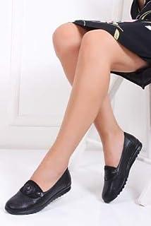 TARÇIN Hakiki Deri Günlük Kadın Ayakkabı TRC119-0477