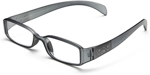 Rainbow safety EcoClear Lunettes de Lecture Femme Homme Ozone OZN +1.00 MG