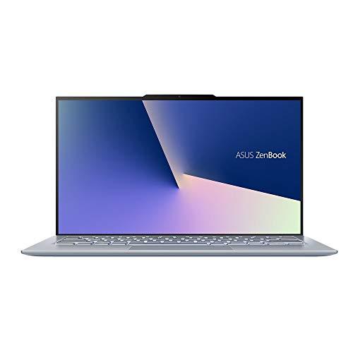 """ASUS ZenBook S UX392FN-AB006R Blu Computer portatile 35,3 cm (13.9"""") 1920 x 1080 Pixel Intel® Core™ i7 di ottava generazione i7-8565U 16 GB LPDDR3-SDRAM 512 GB SSD"""