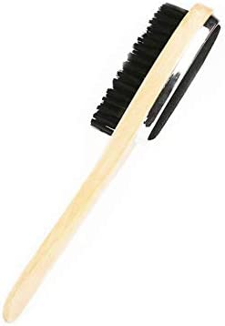 Kaptin Clothes Brushes Lint Remover with Wood Handle Lint Brush and Shoe Horn Remove Lint Dust product image