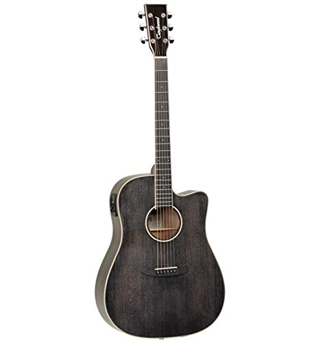 Tanglewood TW5 E BS Winterleaf - Guitarra electroacústica