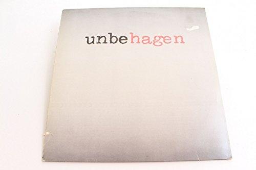 Unbehagen Nina Hagen Band CBS 84104 1979 33rpm LP Vinyl