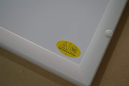 ColdFighting Geringer Rabatt 1000 * 1200mm 1200W Bild Fernes Infrarot -Panel Elektrische Bild 4*