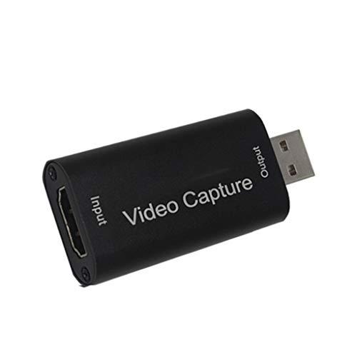 RipengPI 4K 1080P USB2.0 HDMI captura de vídeo HDMI a Dongle juego...