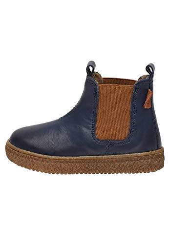 Naturino Unisex-Kinder Figus Chelsea Boots, Blau (Navy 0c02), 28 EU