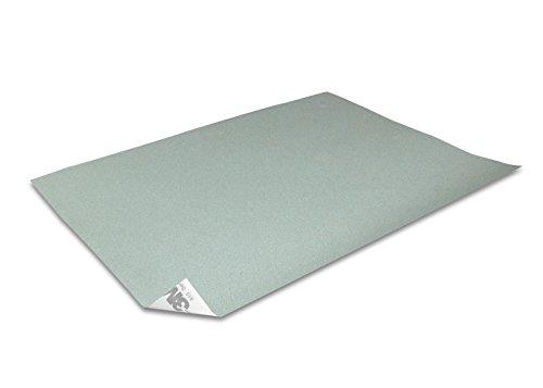 DonDo 3M 610C Reflektierendes Klebeband Reflexfolie Reflektorfolie Bogen Silber 250x180mm