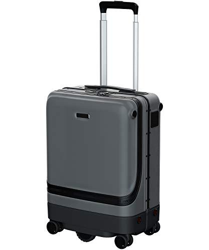 Wheelheels - Selbstfahrender Koffer, Trolley, Rollenkoffer, Reisekoffer mit automatischer Folgefunktion