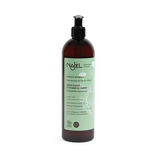 'Shampooing naturel Alep NAJEL 500 ml Bio Cosmos Organic
