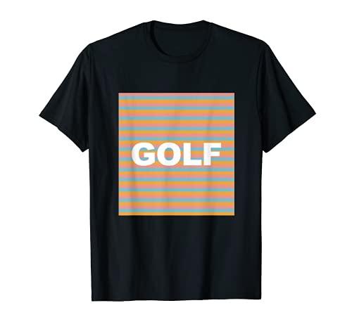 Divertente Tylers Creators - Maglietta da golf per uomo e donna Maglietta