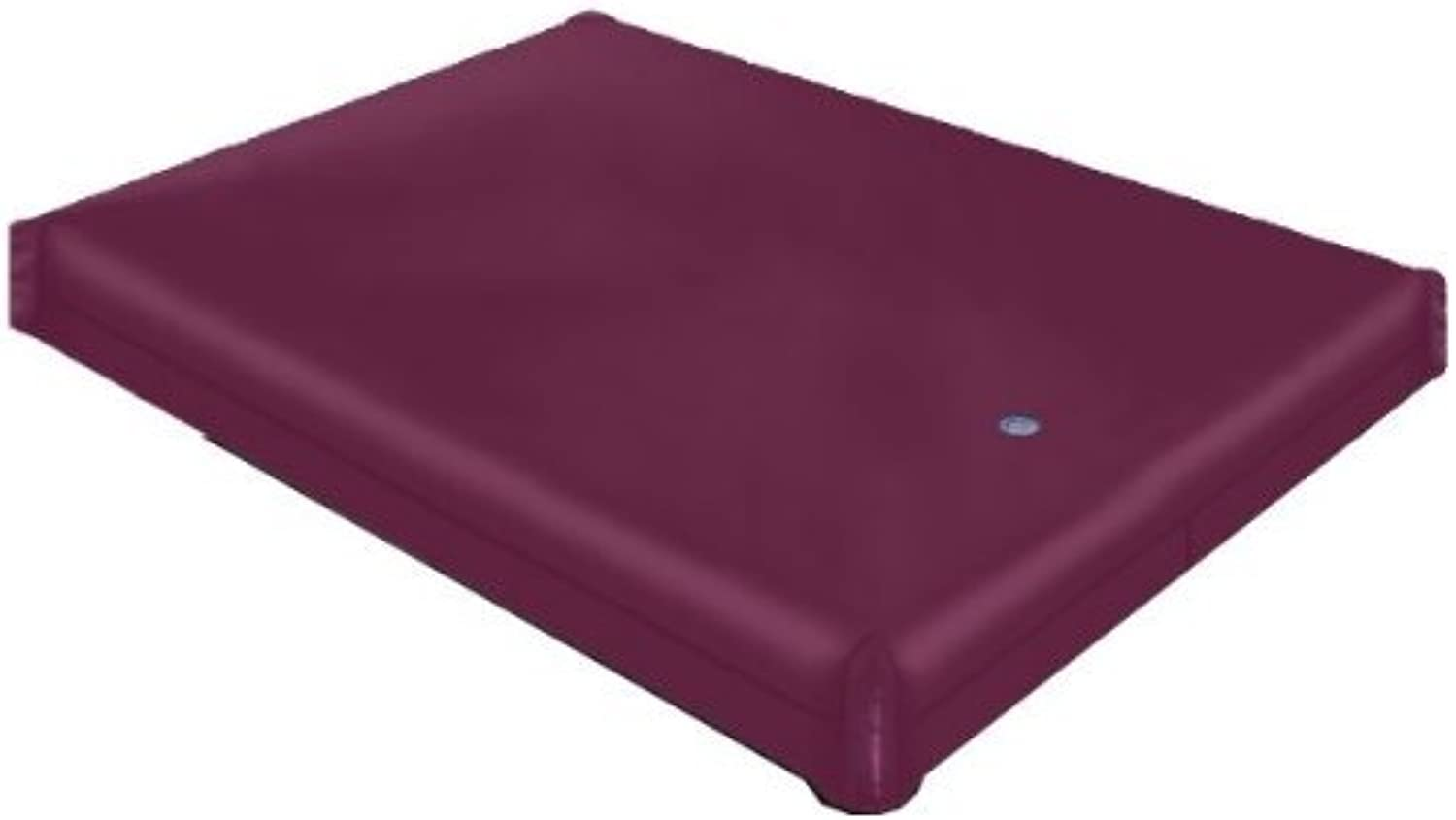 Free Flow Full Motion Hardside Waterbed Mattress By Innomax Cal King (72x84)
