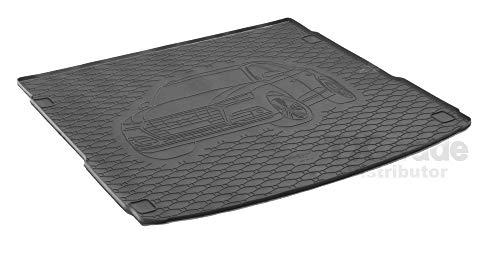 Rigum Passende Kofferraumwanne geeignet für Audi Q5 ab 2017 + Gurtschoner