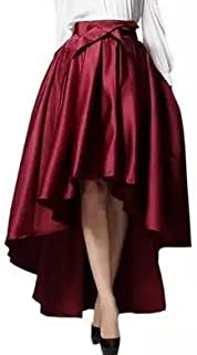 42af2d1064 Pleated Women's Skirts: Buy Pleated Women's Skirts online at best ...