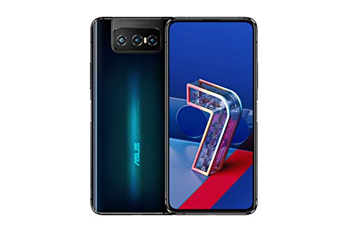 ASUS - Zenfone 7 ZS670KS Noir 128 Go, 8Go de RAM