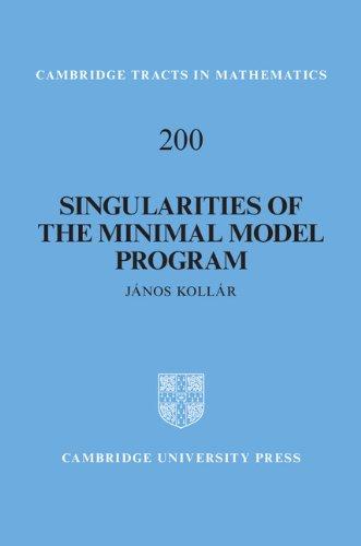 Singularities of the Minimal Model Program (Cambridge Tracts in Mathematics Book 200) (English Edition)