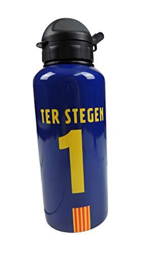 FCB Botellin de Aluminio TER Stegen. Producto Oficial FC Barcelona