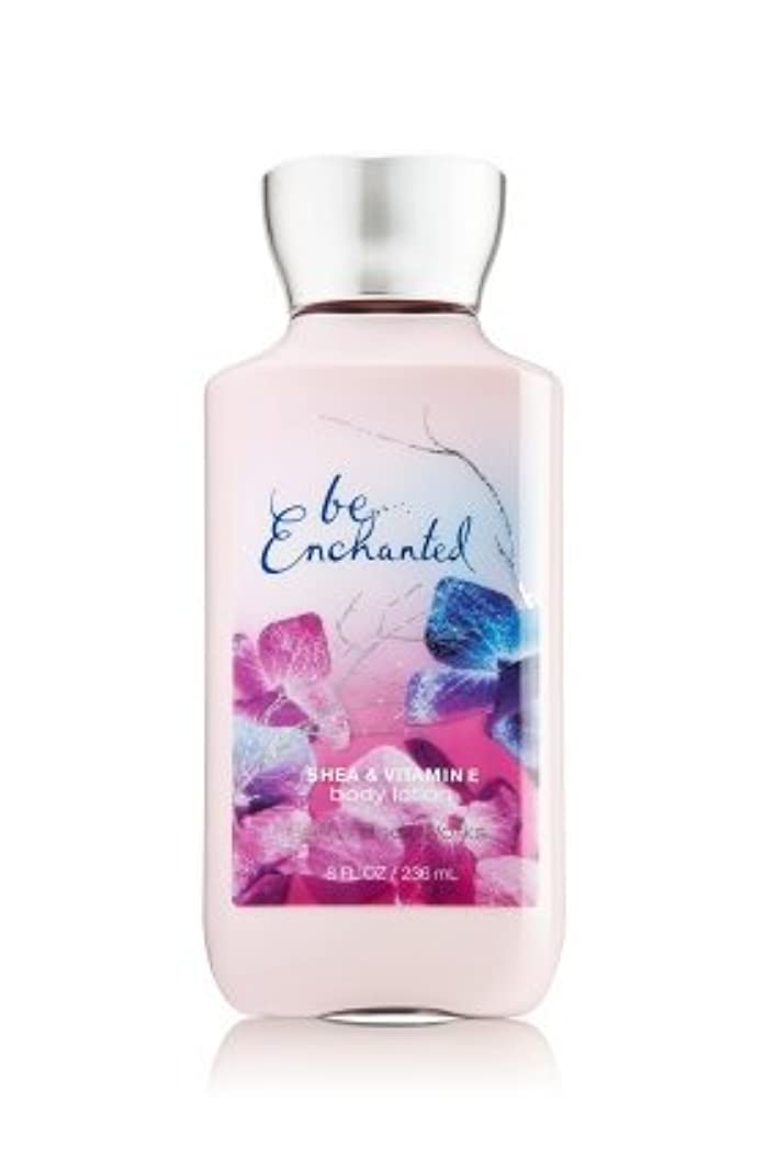 フラップメドレー留まる【Bath&Body Works/バス&ボディワークス】 ボディローション ビーエンチャンテッド Body Lotion Be Enchanted 8 fl oz / 236 mL [並行輸入品]