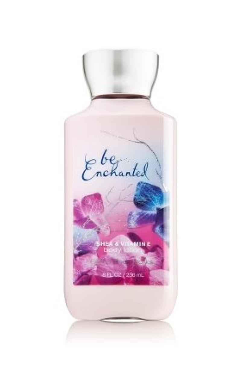エンターテインメント特異な消毒剤【Bath&Body Works/バス&ボディワークス】 ボディローション ビーエンチャンテッド Body Lotion Be Enchanted 8 fl oz / 236 mL [並行輸入品]