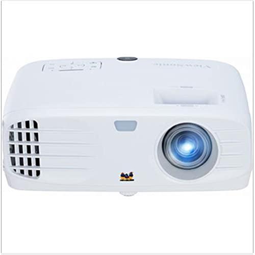 tyui Proyector, proyector de Cine en casa 3500 Lumens HD 1080p proyector inalámbrico, Adecuado para Viajes Familiares, Reutilizables