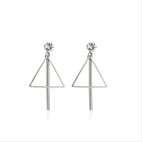 Geschenke Ohrringe Vintage Schaukel Ohrringe für Frauen Shiny Quaste Ohrring Long Drop Dangle Ohrring HochzeitSilber