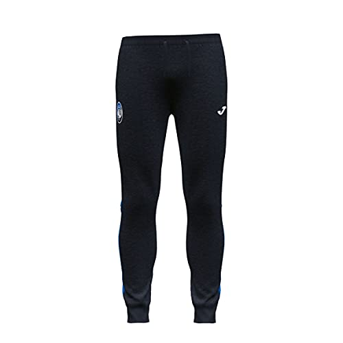 Atalanta BC Pantalone Free-Time Cotone 20-21, Negro, S Lungo Unisex Adulto