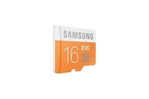 Samsung Micro SDHC 16GB EVO UHS-I Grade 1 Class 10 Speicherkarte