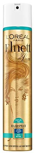 L'Oréal Paris Elnett de Luxe Haarspray Duftneutral, 300ml